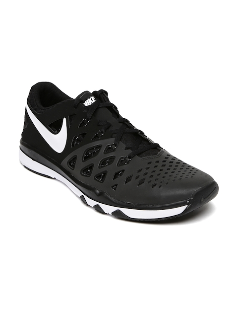 Nike Men Black Train Speed 4 Training Shoes