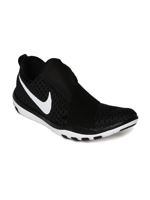 Nike Women Black Free Connect Training Shoes