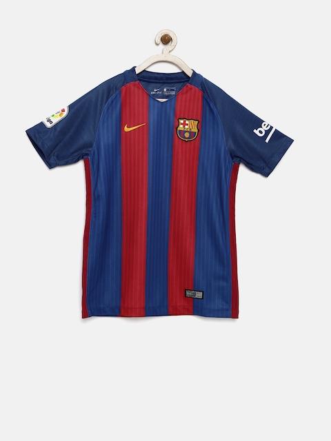 Nike Kids Red FCB YTH SS HM STADIUM T-shirt
