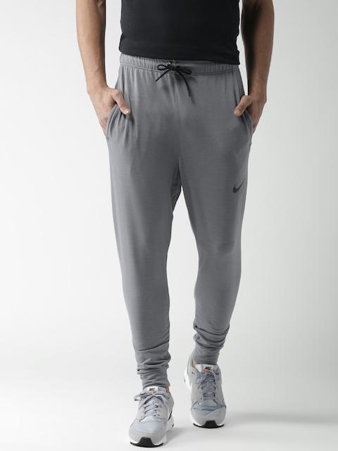 Nike Grey Dri-FIT Track Pants