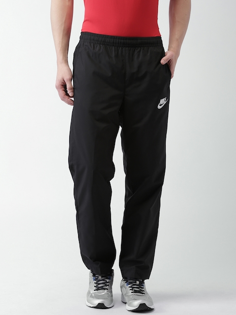 Nike Black AS NSW OH WVN Season Track Pants