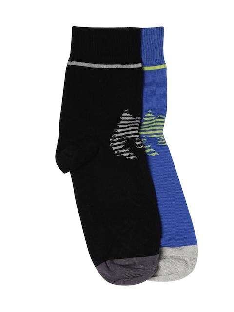 Roadster Men Set of 2 Above Ankle-Length Socks