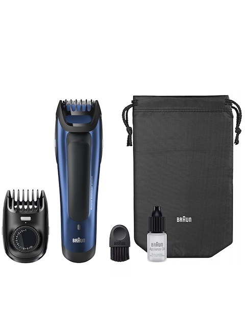Braun Men Black Beard Trimmer BT5030