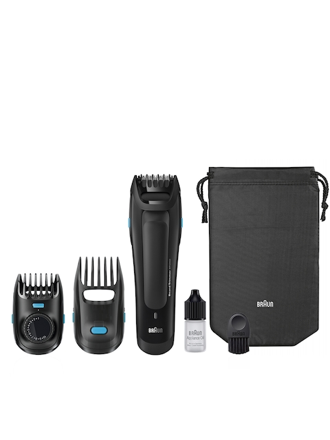 Braun Men Black Beard Trimmer BT5050
