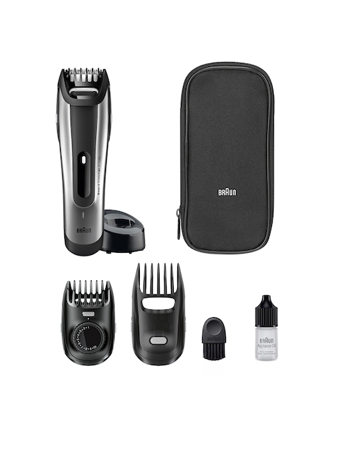 Braun Men Black Beard Trimmer BT5090