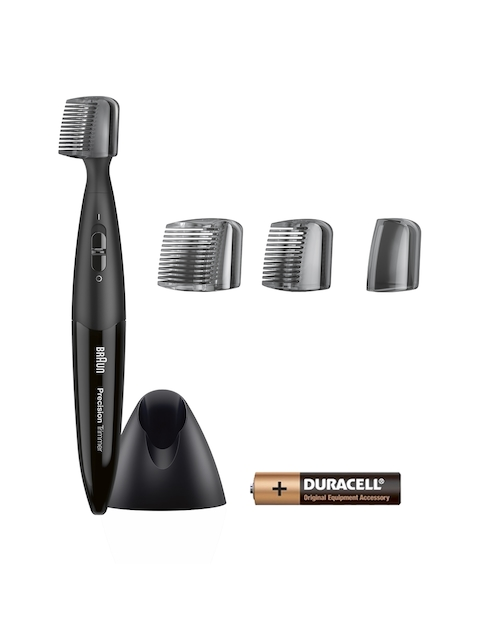 Braun Men Black Precision Trimmer PT 5010