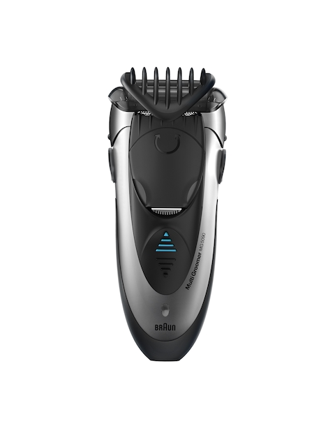 Braun Men Black Wet & Dry Multi Groomer MG5090