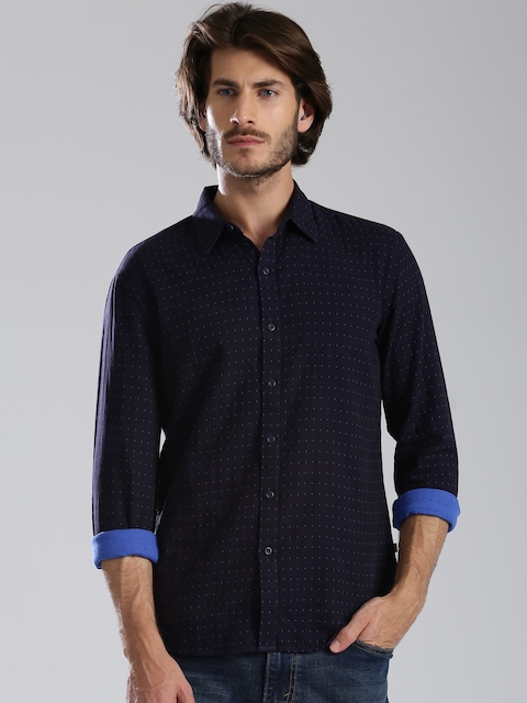 Levi's Navy Casual Shirt