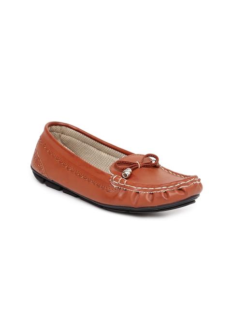 Inc.5 Women Brown Flat Shoes