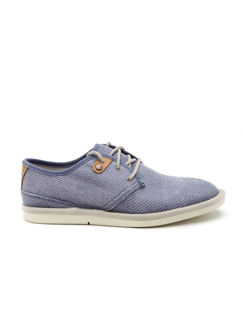Timberland Men Blue Casual Shoes