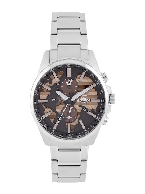 Casio Edifice ETD-300D-5AVUDF (EX312) Analog Brown Dial Men's Watch