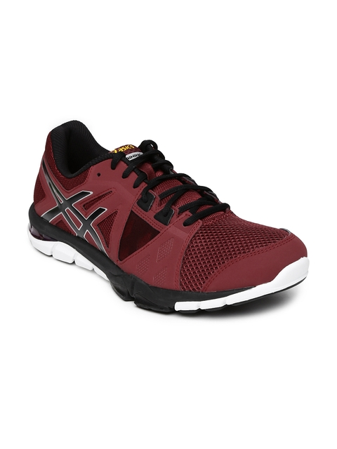 ASICS Men Maroon Gel-Craze TR 3 Training Shoes