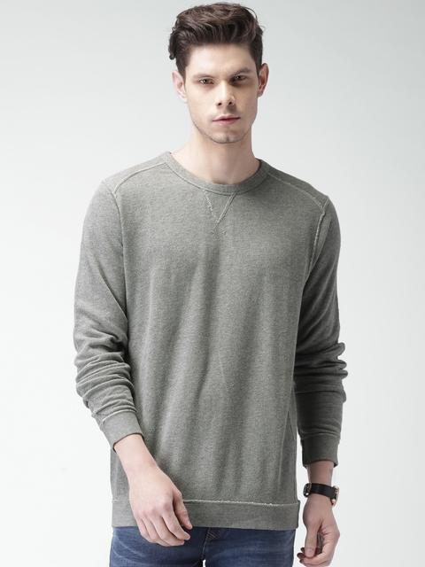 SELECTED Homme Heritage Grey Sweatshirt