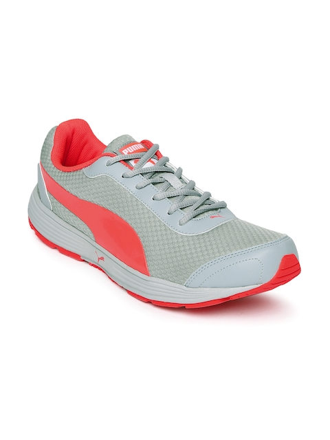 PUMA Men Grey Reef Fashion DP Running Shoes  available at myntra for Rs.989