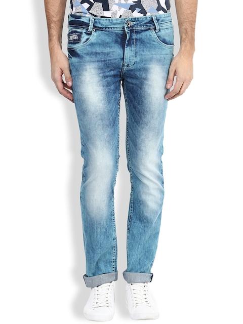 Mufti Blue Super-Slim Jeans