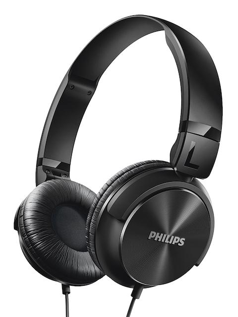 Philips Black Headphones
