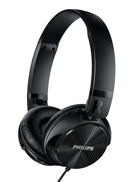 Philips Black Headphones