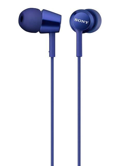 Sony Blue Earbuds
