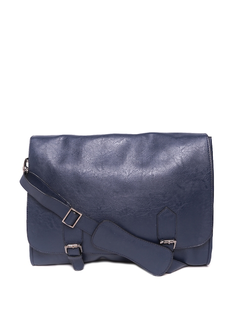 Mohawk Unisex Navy Laptop Bag