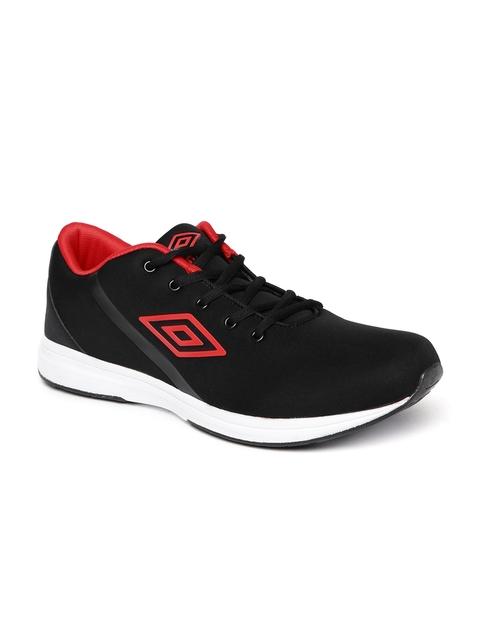 Umbro Men Black Wein Running Shoes