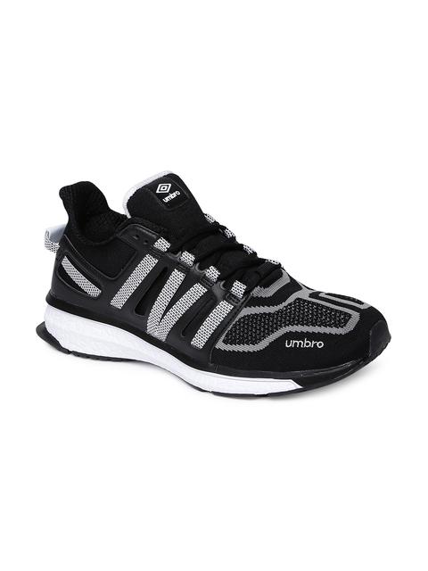 Umbro Men Black Kalix Running Shoes
