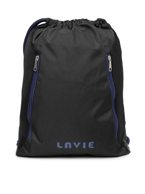 Lavie Women Black & Navy Backpack