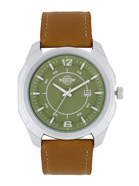RDSTR Men Green Analogue Watch MFB-PN-WTH-S5848-02