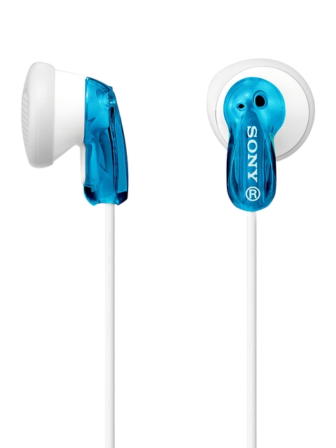 Sony White & Blue E9LP Earphones  available at myntra for Rs.560