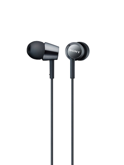 Sony Black Earbuds