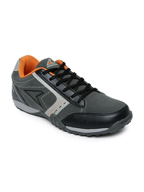 Power Men Grey Street 151 Running Shoes