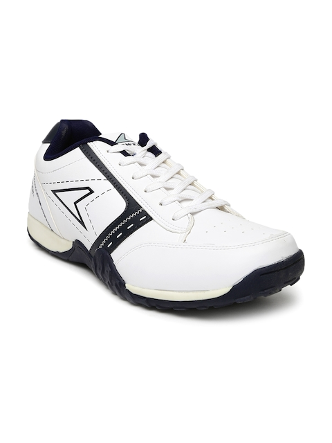 Power Men White Street 151 Sports Shoes