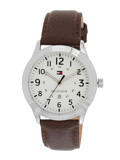 Tommy Hilfiger Men White Dial Analogue Watch TH1791259J