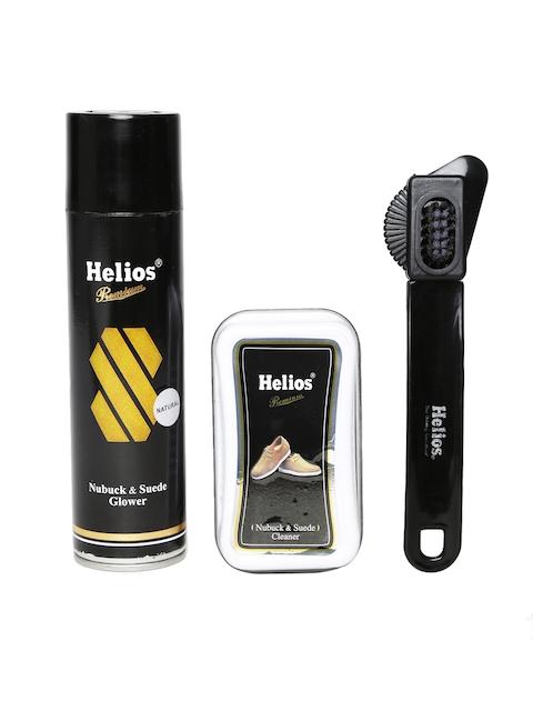 Helios Natural Nubuck & Suede Mega Shoe Care Kit