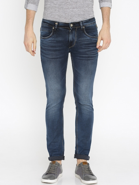 Killer Men Blue Skinny Fit Stretchable Jeans  available at myntra for Rs.2159