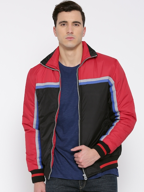 British Club Black & Red Jacket