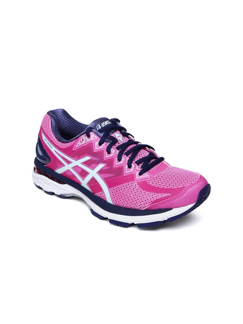 ASICS Women Pink Running Shoes