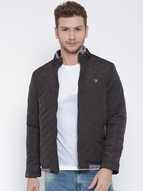 Fort Collins Aubergine Quilted Jacket