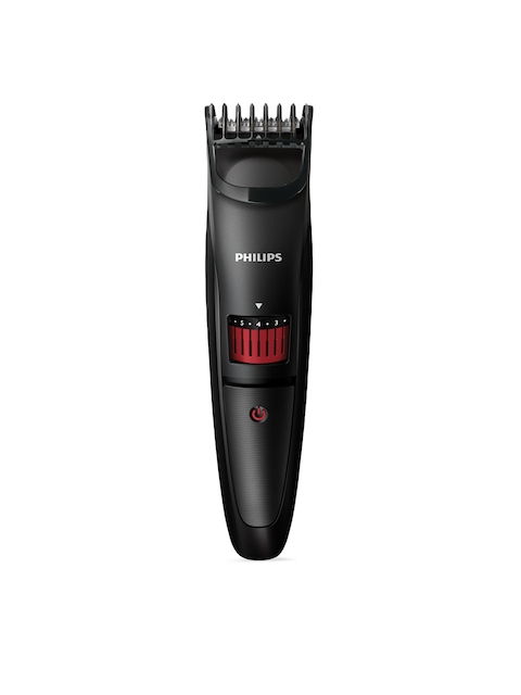 Philips Black Pro Skin Advanced Series 3000 Beard Trimmer QT4005