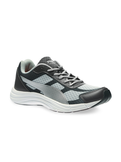 Puma Men Grey Expedite IDP H2T Running Shoes