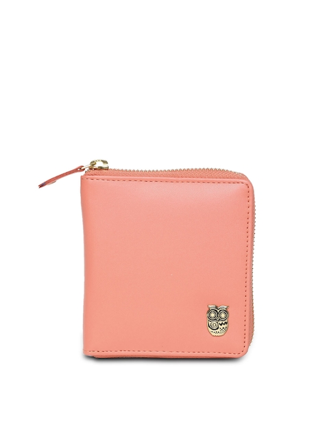 Chumbak Women Pink Wallet