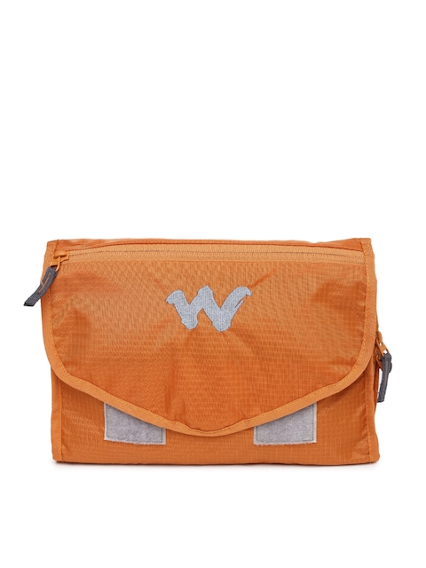Wildcraft Men Orange Toiletry Travel Kit