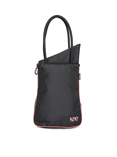 Wildcraft Wiki Unisex Black Load-it Shoulder Bag  available at myntra for Rs.539