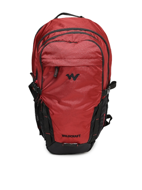 Wildcraft Men Red Annapurna 25 Rucksack