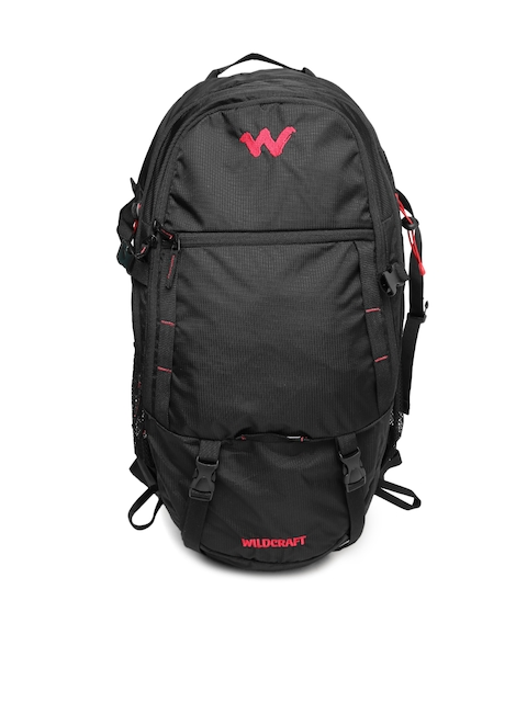 Wildcraft Men Black Annapurna 30 Rucksack