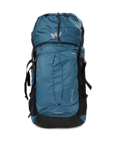 Wildcraft Unisex Blue Savan D Plus Rucksack