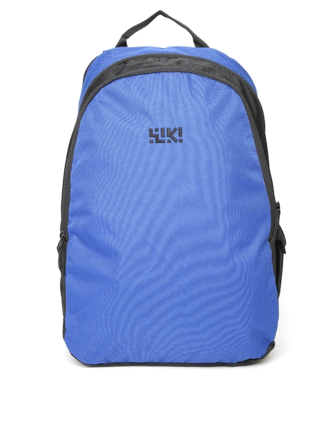 Wildcraft Men Blue Backpack
