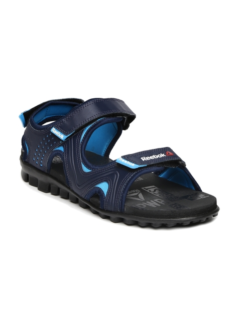 Reebok Women Navy Reeflex Sports Sandals  available at myntra for Rs.1264