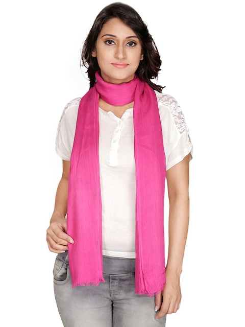 Anekaant Pink Stole