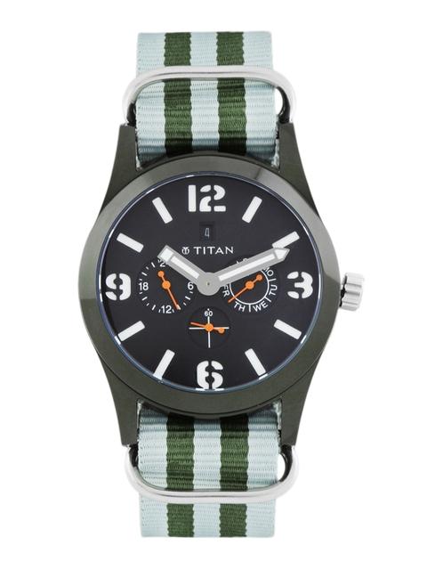 Titan 9473AP04J Analog Watch (9473AP04J)