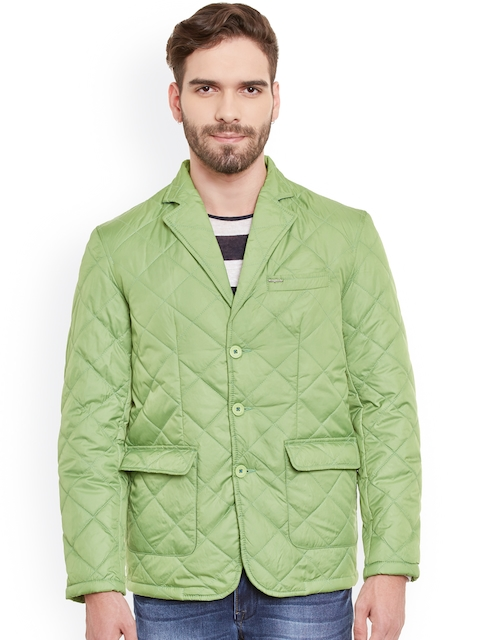 Canary London Green Quilted Jacket